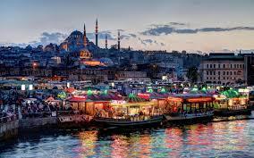 جزر تركيا لشهر العسل مع التفصيل