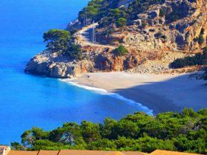 جزر في تركيا لشهر العسل