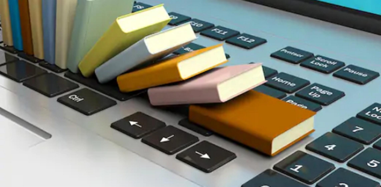 خطوات انشاء مكتبة الكترونية