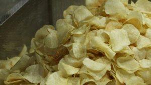 خط إنتاج بطاطس شيبسي