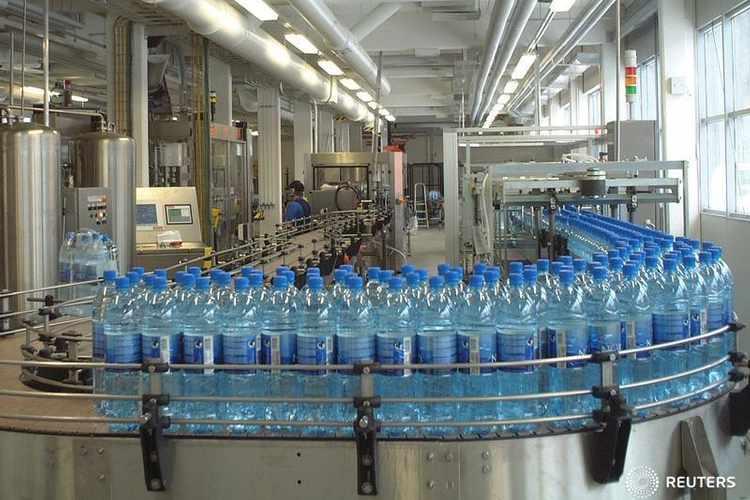 مصانع مياه معدنية في السعودية