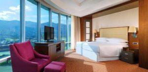 فنادق شهر العسل في تركيا