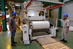 مراحل تصنيع البلاستيك