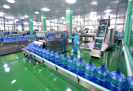 مشروع مصنع مياه