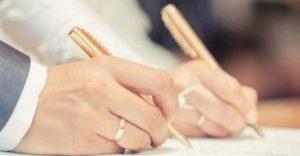 اجراءات توثيق عقد الزواج في السعودية