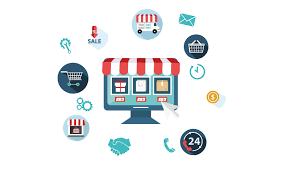 خدمات المتاجر الالكترونية