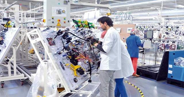استشارات صناعية الرياض