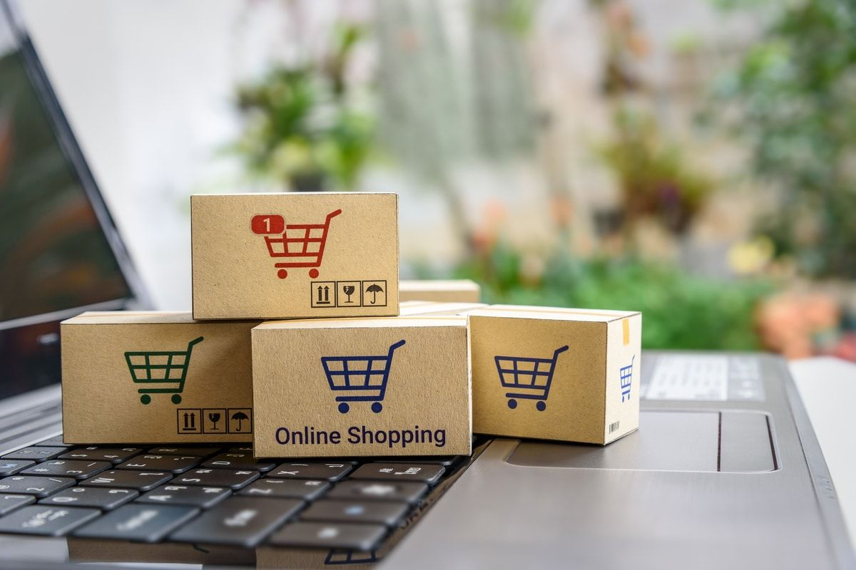 انواع التجارة الإلكترونية