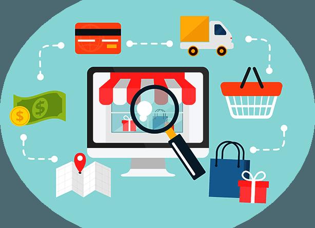 تطوير متاجر إلكترونية
