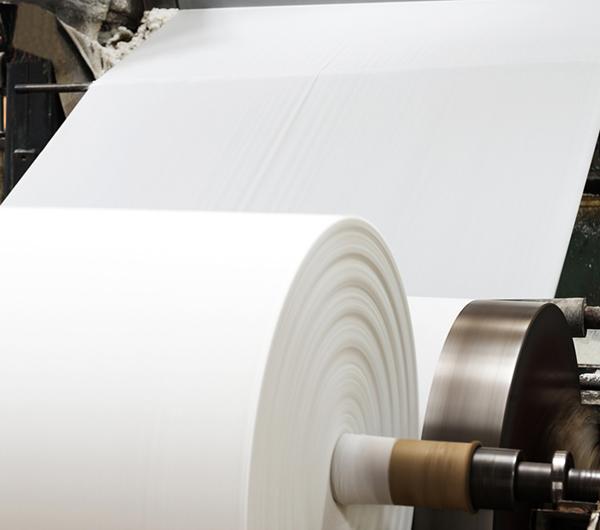 تصميم مصنع ورق