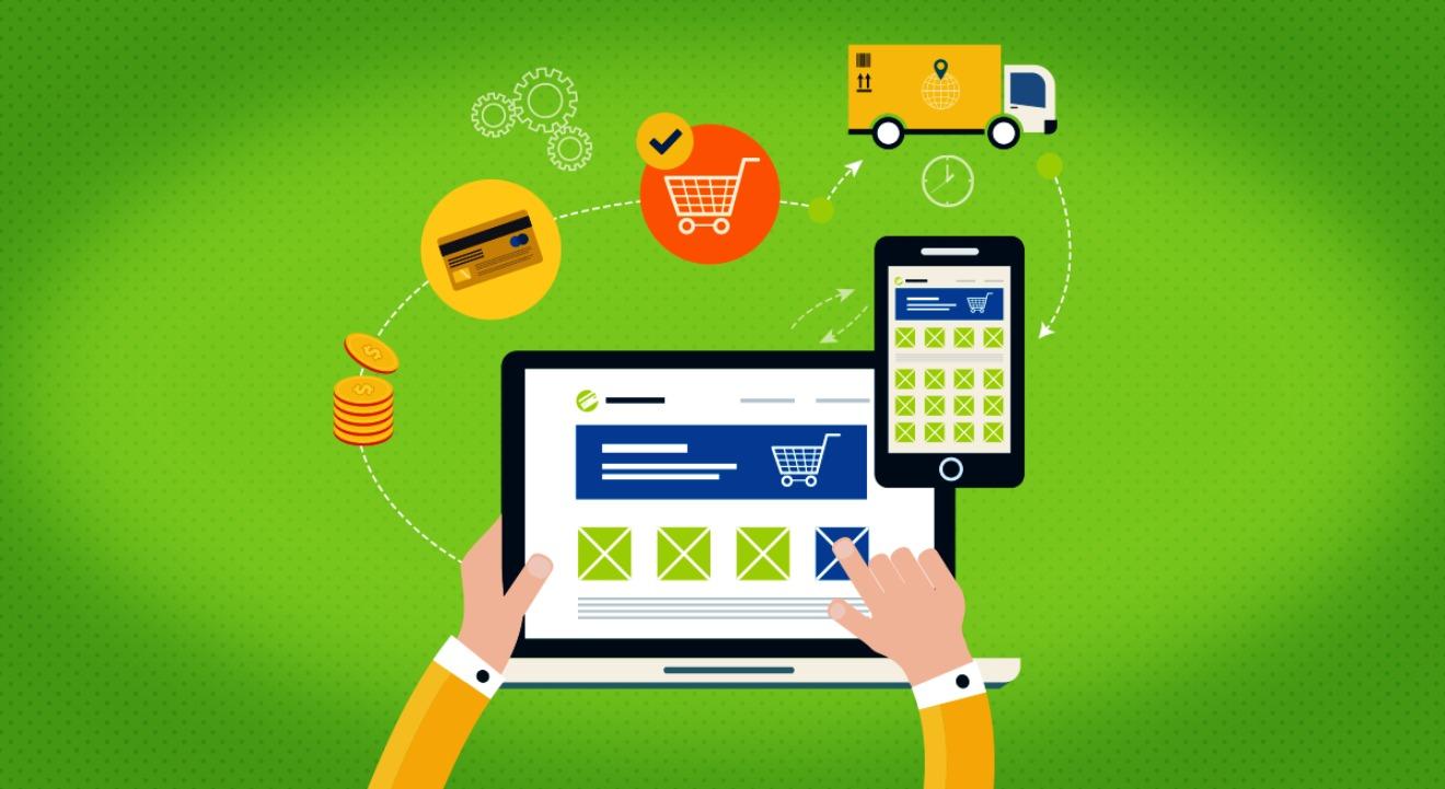 دور التسويق الالكتروني في ظل الظروف العالميه الحاليه