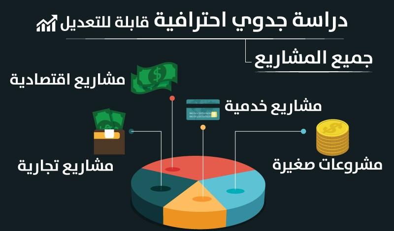 شركات دراسة الجدوى في السعودية