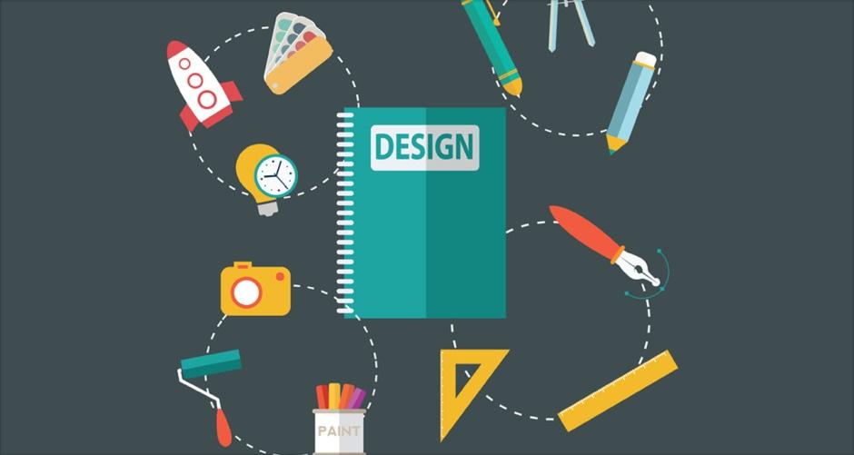 طريقة تصميم تطبيق الكتروني