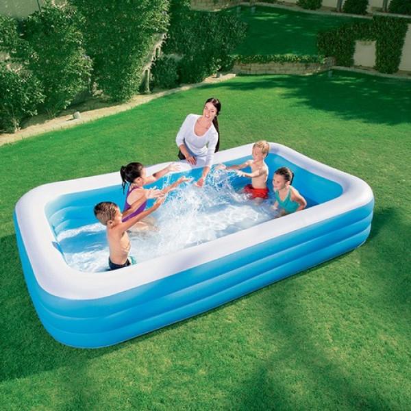 أنواع مسبح الأطفال