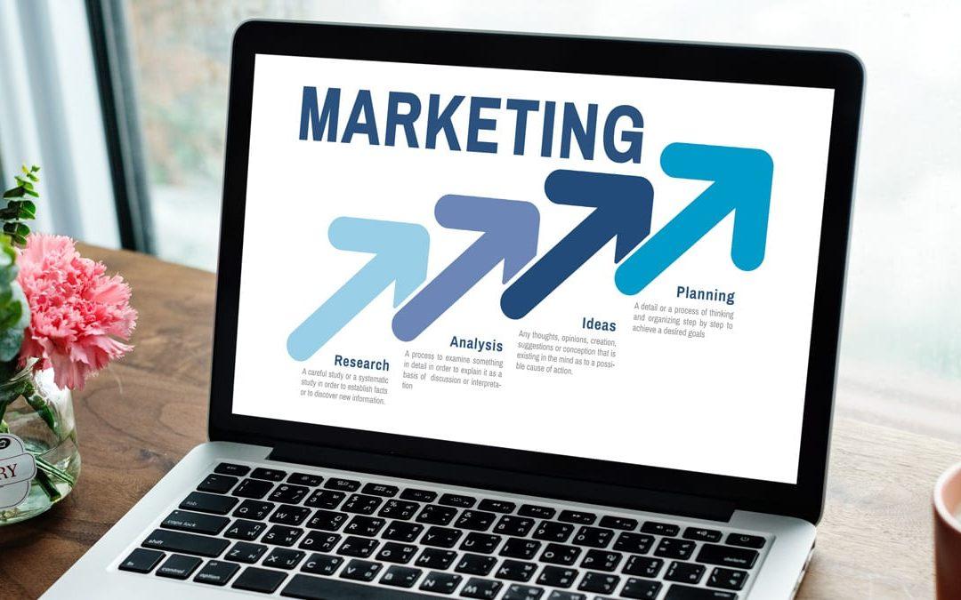 التسويق الإلكتروني ومستقبل التجارة