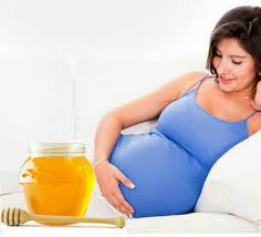 الحليب مع العسل لفتح الرحم