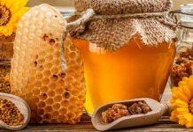 العسل قبل النوم لزيادة الوزن