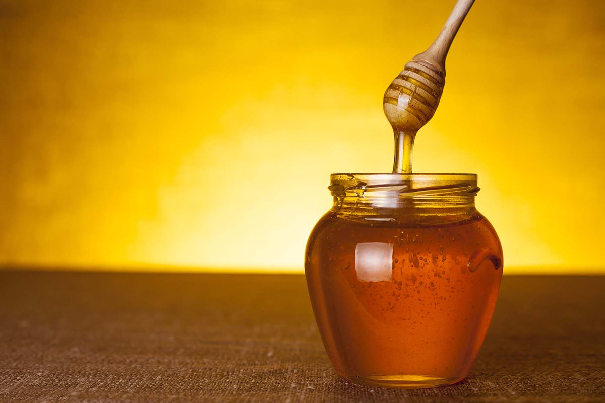 العسل لالتهابات المهبل