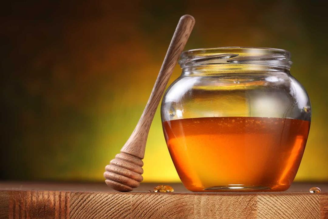 العسل لتضخيم العضلات