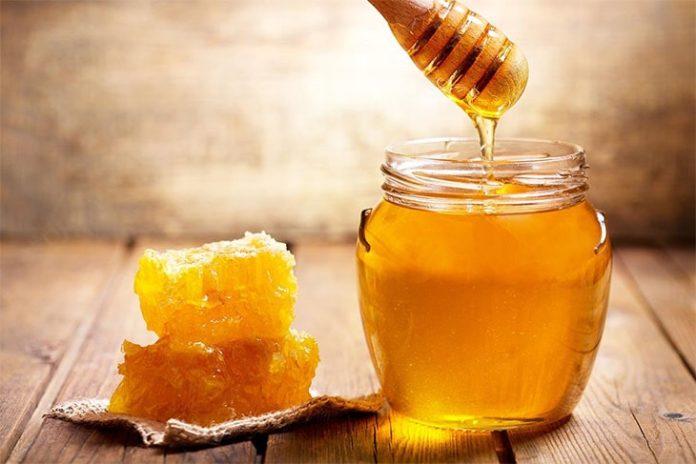 العسل لعلاج