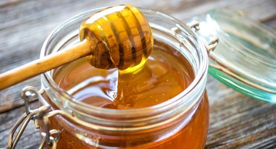 العسل والحلبة لزيادة الوزن