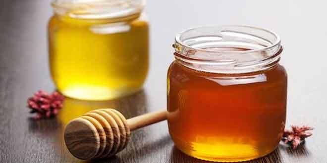 العسل والحليب لزيادة الوزن