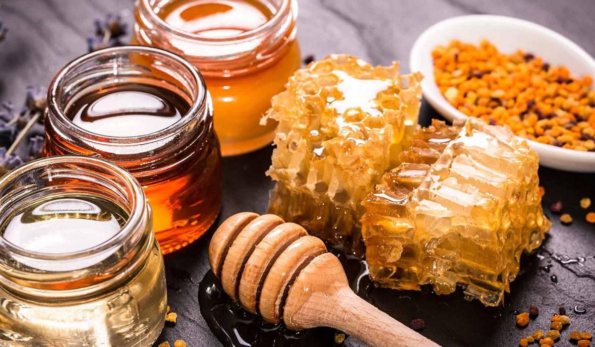 الهربس والعسل