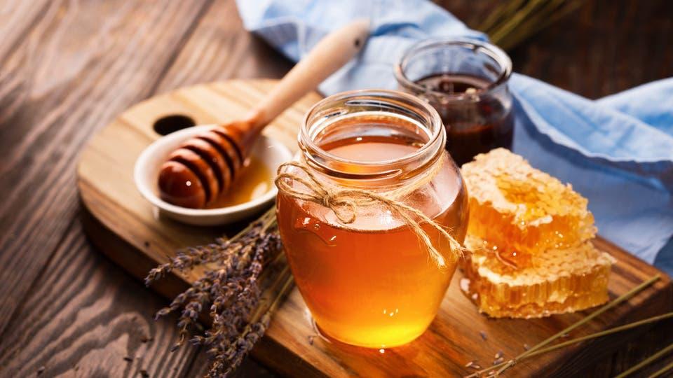 شرب العسل لفتح الرحم