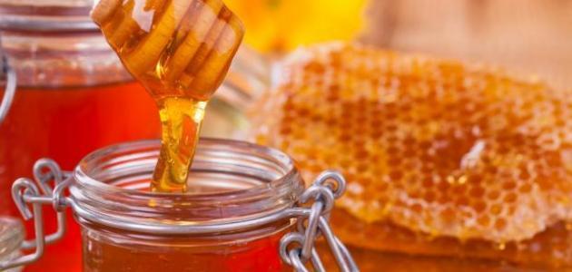 علاج فطريات الجلد بالعسل