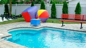 طريقة بناء مسبح