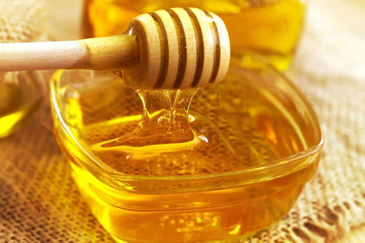 العسل وشفاء الجروح