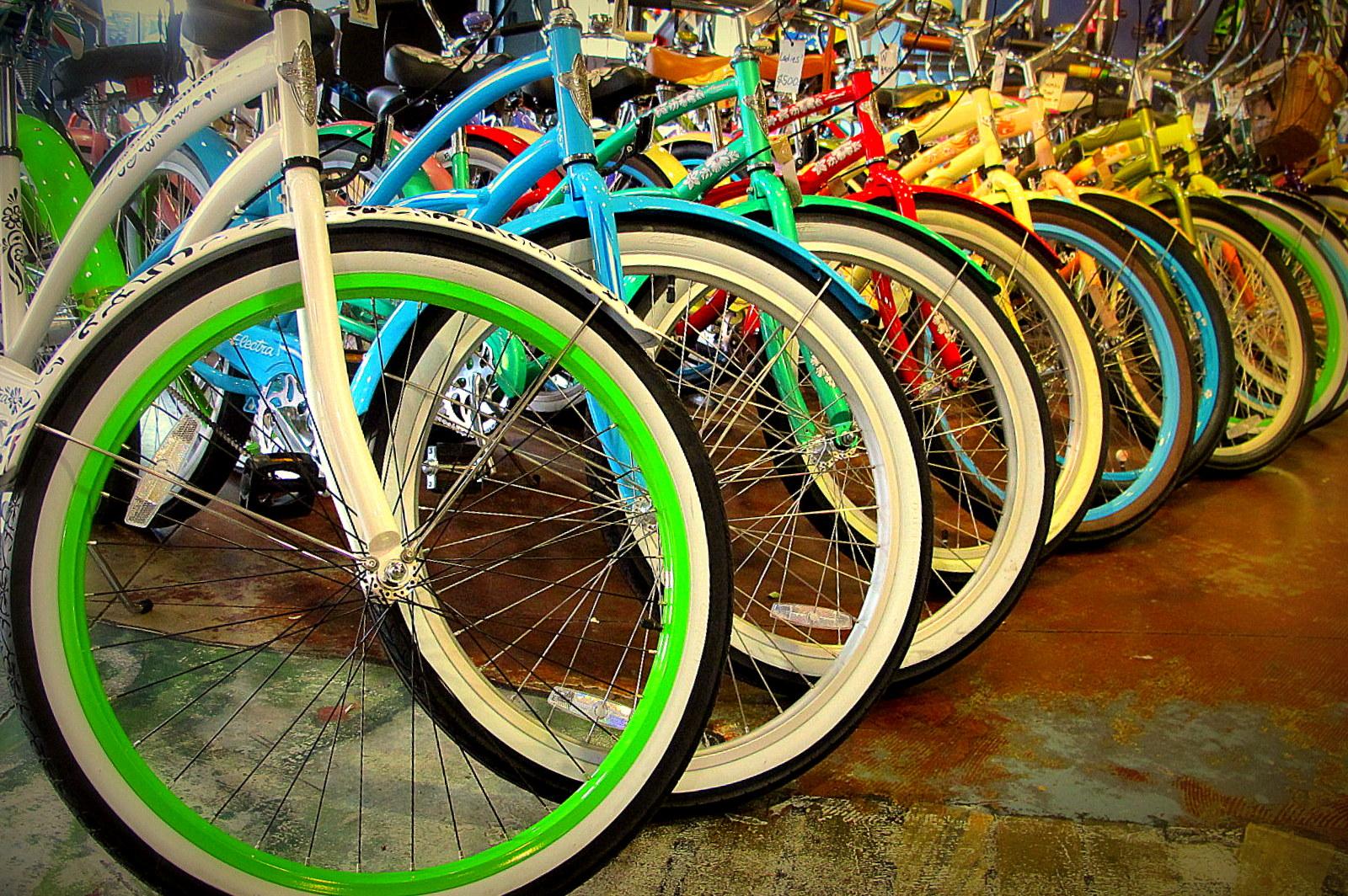تصنيع دراجات هوائيه