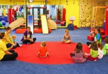 دراسة جدوي مشروع نادي رياضي للأطفال