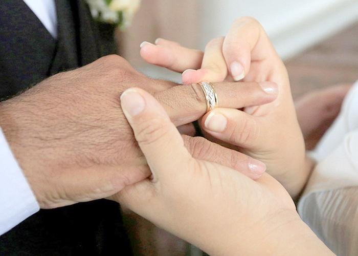 معاملة توثيق زواج