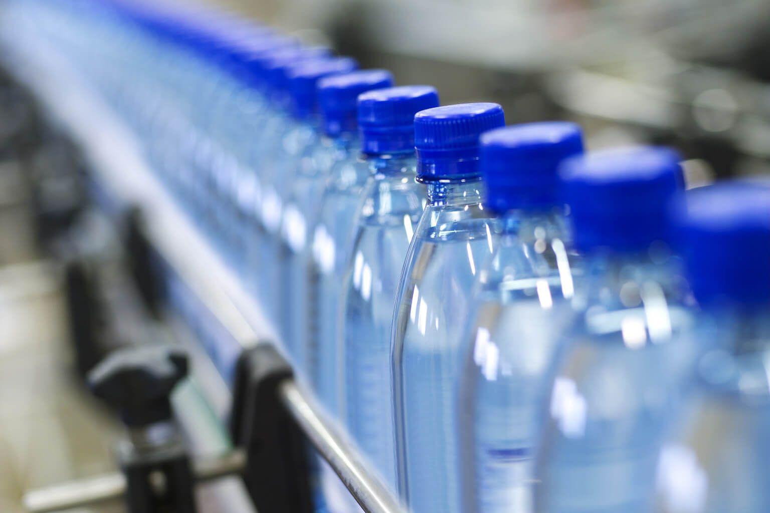 دراسة جدوى تعبئة مياه