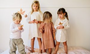سوق ملابس أطفال الرياض