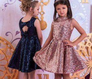 سوق ملابس اطفال في ابها