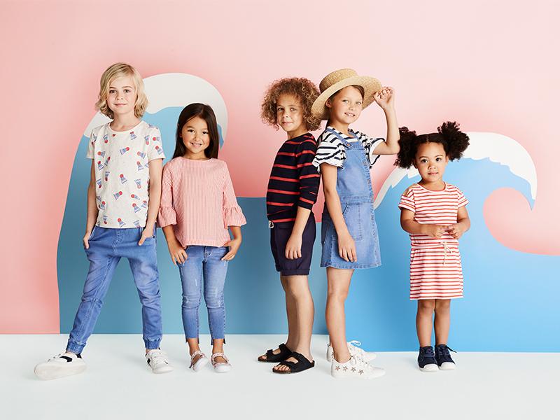 محلات الأطفال في الأندلس بالرياض