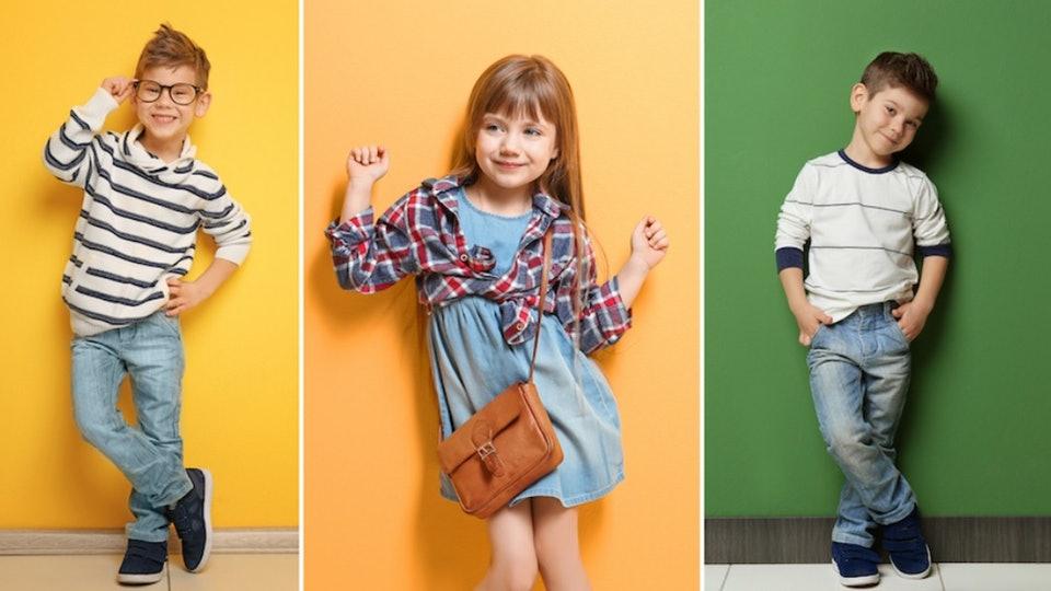 محلات بيع ملابس اطفال اون لاين
