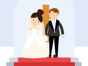 مشهد بشأن طلب اثبات زواج