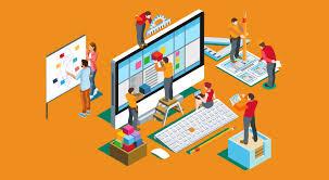 مشاريع مواقع الكترونية